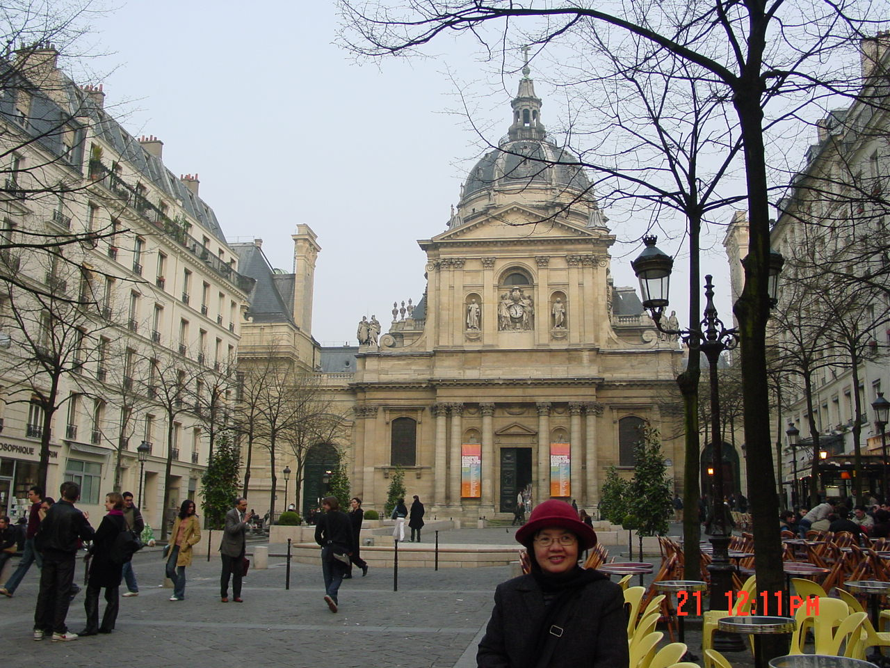 La sorbonne university for Sorbonne paris