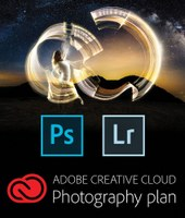 Adobe Photography Plan (Photoshop+Lightroom)