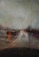 59 S Exit @ 288 in the Rain II