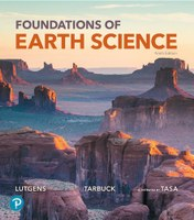 Foundations of Earth Science, 9th ed