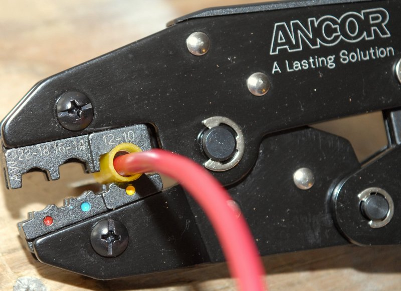 Crimping Wires