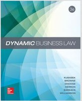 Dynamic Business Law with Connect Plus®