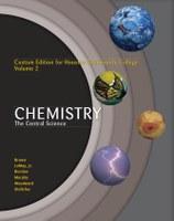 CHEM 1412: Chemistry, The Central Science, Volume II