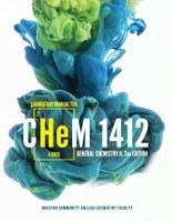 CHEM 1412: General Chemistry II Laboratory Manual
